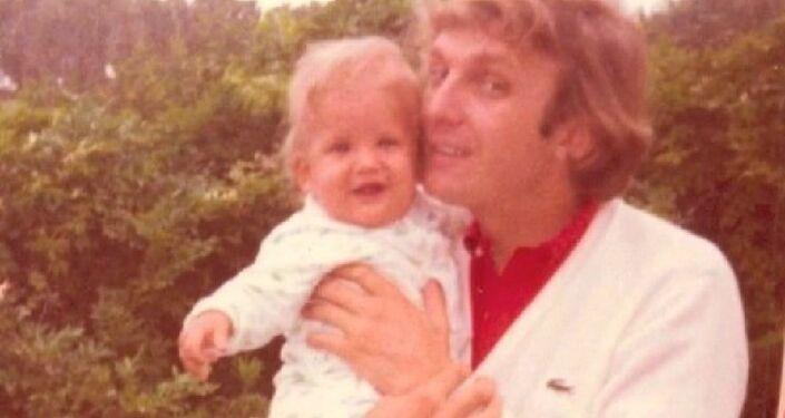 Donal Trump et son enfant