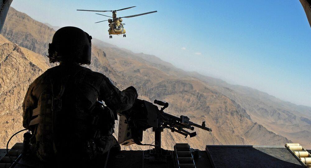 Nouvelles victimes parmi les civils suite à des frappes US en Afghanistan