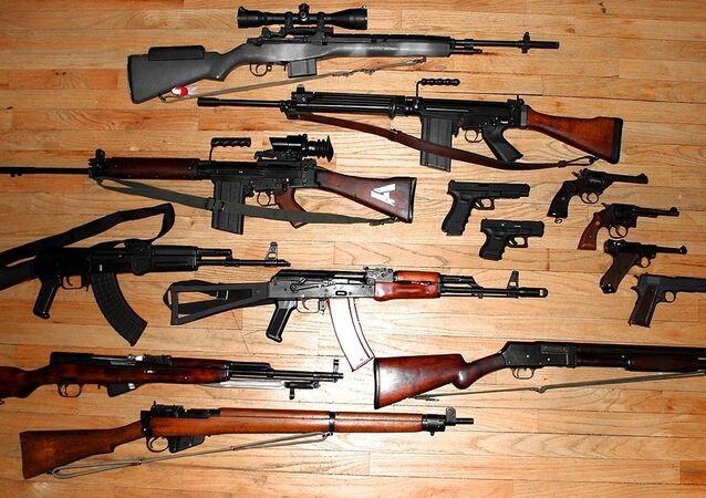 Revente des armes offertes par les USA: la Lituanie s'y met à son tour