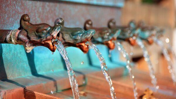 L'eau potable - Sputnik France