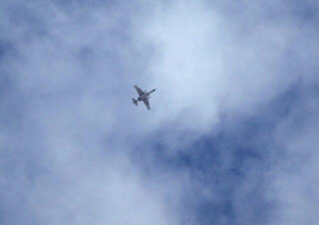 Le ciel au-dessus de la Syrie, Idleb