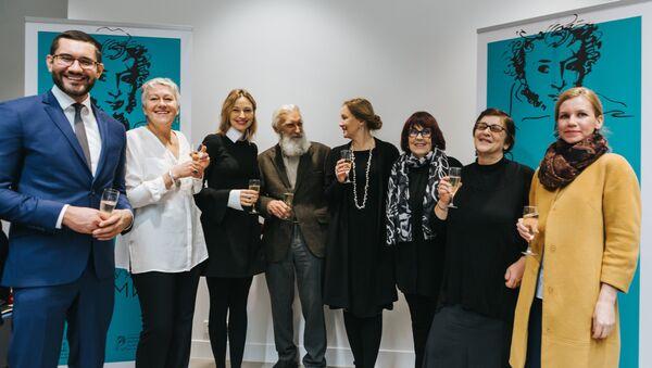L'Institut Pouchkine ouvre ses portes au Centre spirituel et culturel orthodoxe russe de Paris - Sputnik France