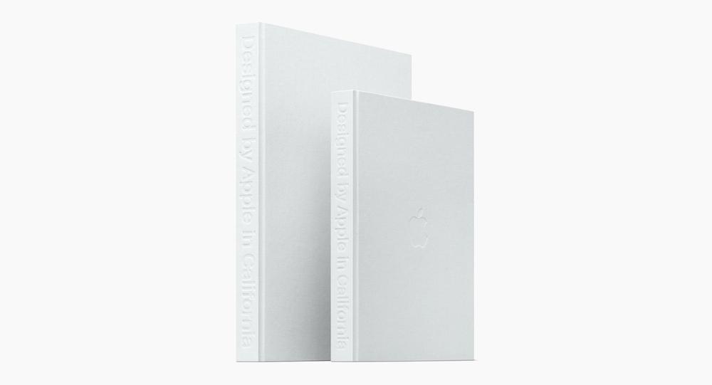 Le livre Designed by Apple in California