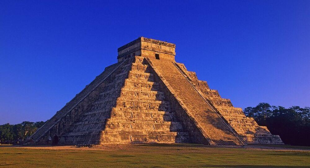 La pirámide de Kukulkan
