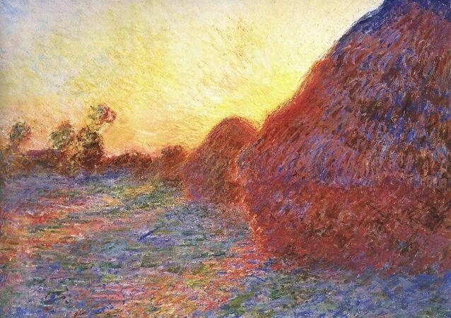 «Meule», Claude Monet