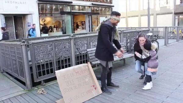 Seriez-vous prêts à faire un câlin à un musulman dans la rue? - Sputnik France