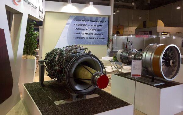 Les moteurs d'avion conçus par le groupe russe ODK (Consortium unifié de construction de moteurs) - Sputnik France