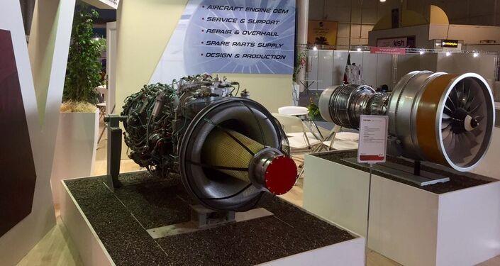 Les moteurs d'avion conçus par le groupe russe ODK (Consortium unifié de construction de moteurs)