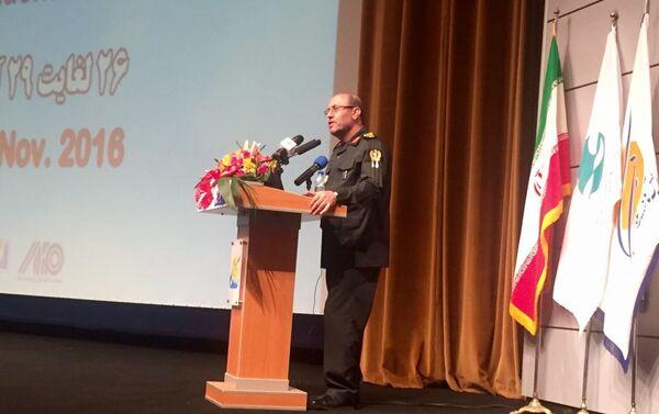 Le ministre iranien de la Défense Hosein Dehgan inaugure le salon Iran Air Show 2016 - Sputnik France