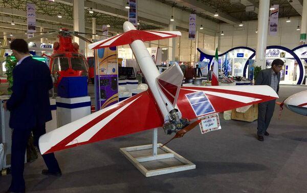 Le drone polyvalent iranien Ababil-2 - Sputnik France