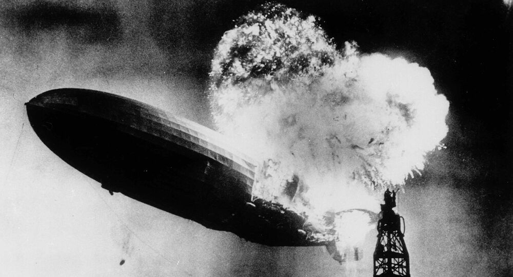 dirigeable Hindenburg (1937)
