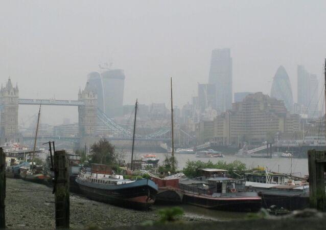 Smog à Londres