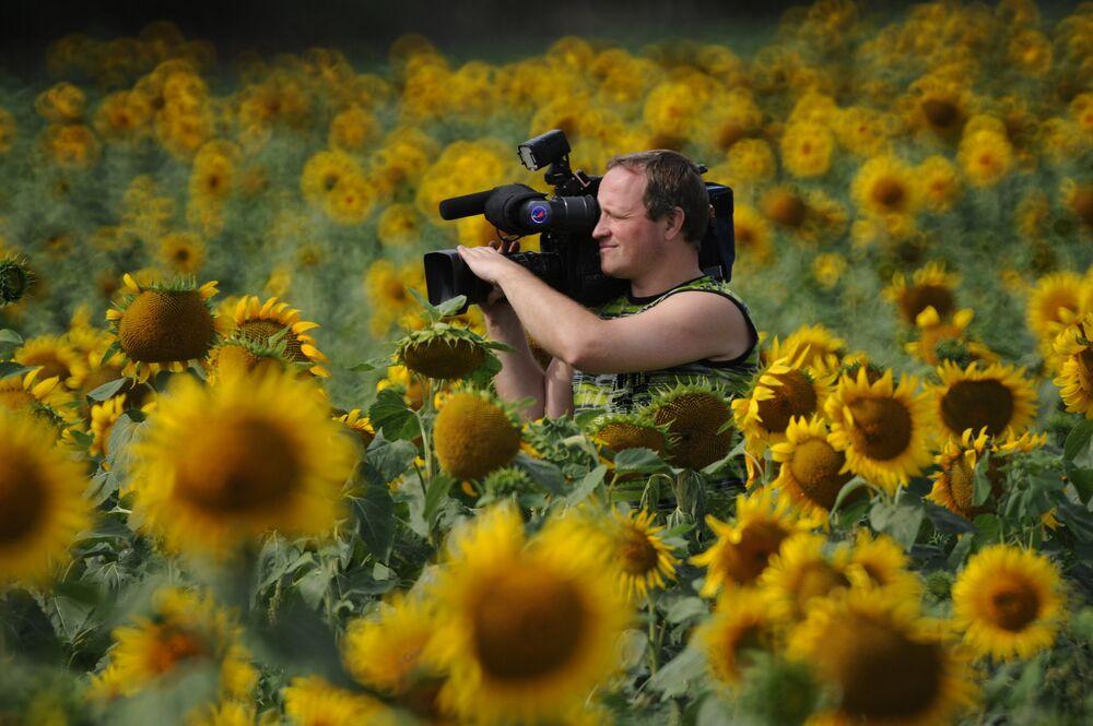 Le dangereux mais très intéressant métier des caméramans