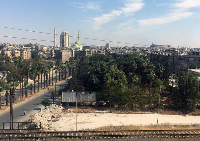 Un couloir humanitaire dans le nord d'Alep