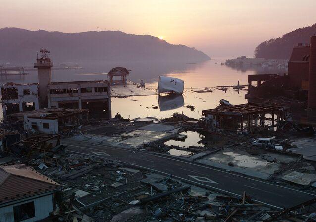séisme à Fukushima, 2011