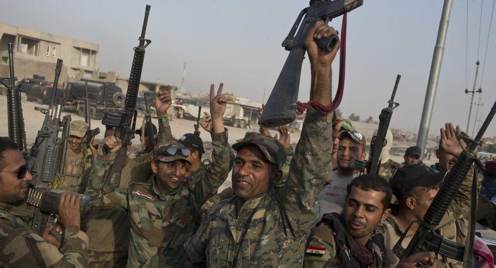 Les milices irakiennes libéreront Mossoul, puis aideront Assad en Syrie
