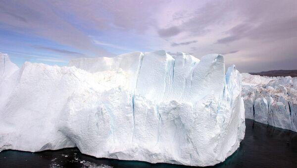 Des glaciers de Groenland - Sputnik France