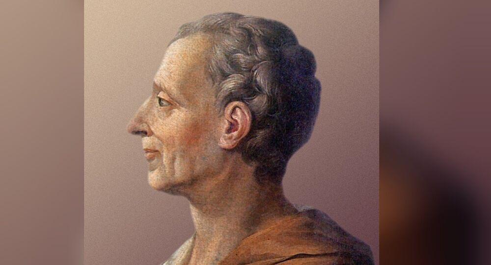 Charles-Louis de Secondat Montesquieu
