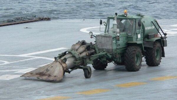 Ce tracteur russe qui a stupéfait l'Otan - Sputnik France