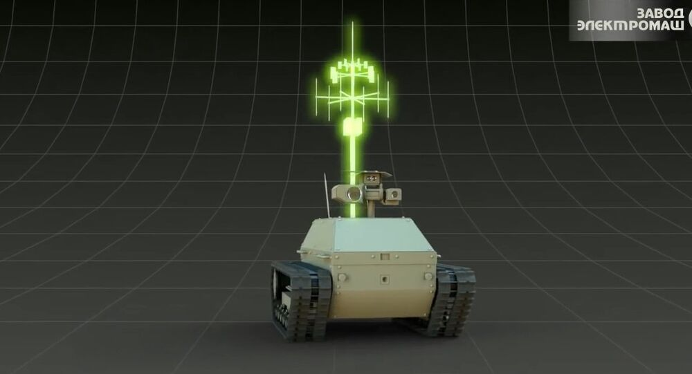 Radar antidrones