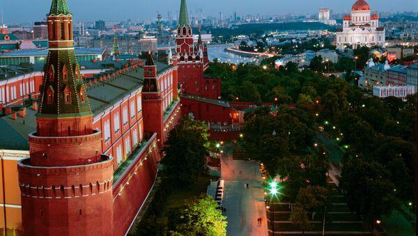 Le Kremlin se demande si l'attentat était lié à la visite de Poutine à St-Pétersbourg - Sputnik France