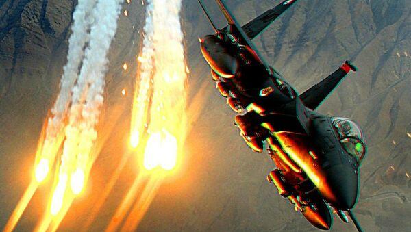 Un chasseur F-15 - Sputnik France