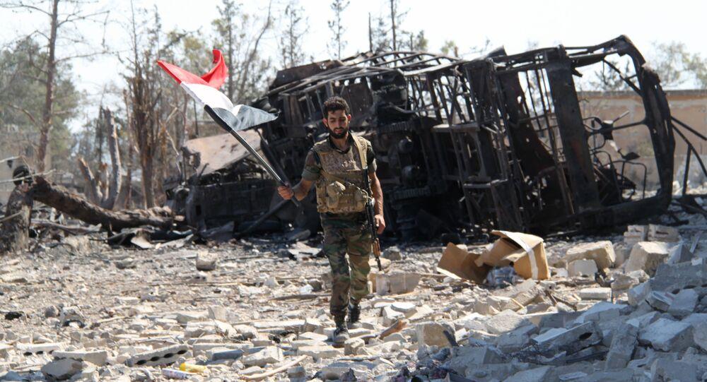Les actions de la coalition dirigée par les USA empêchent de mettre fin à Daech
