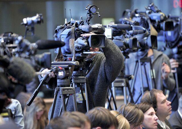 Journalistes de Parlement européen