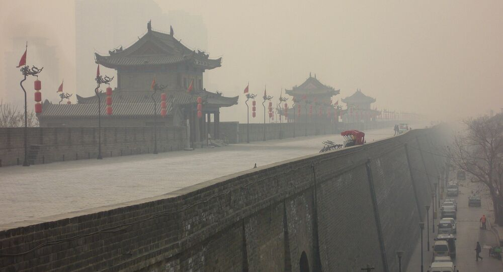 La ville chinoise de Xi'an