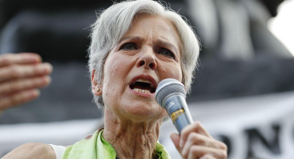 L'écologiste Jill Stein, ex-candidate à la Maison Blanche
