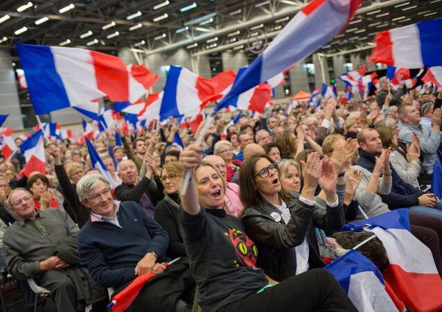 Les partisans de François Fillon