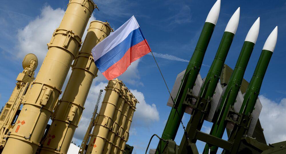 Missiles sol-air russes