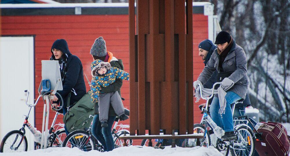 Prenez 1.000 EUR et partez! Cette proposition aux migrants à la norvégienne