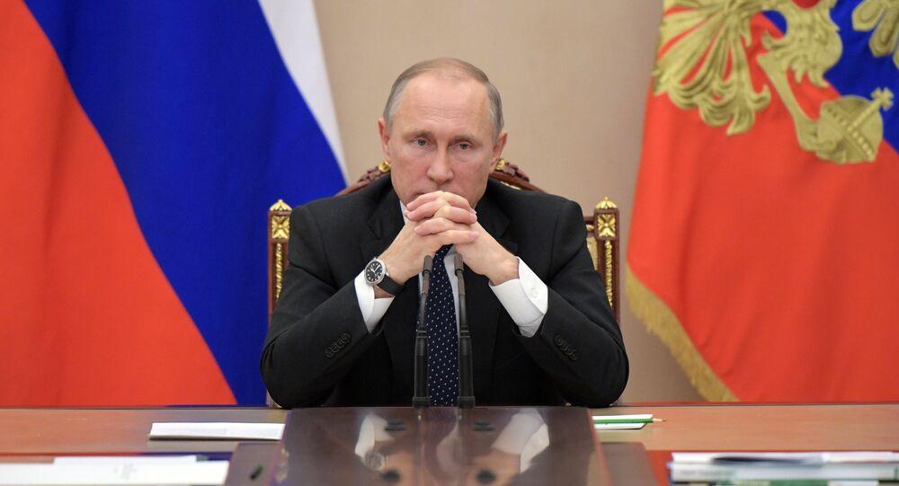Vladmir Poutine
