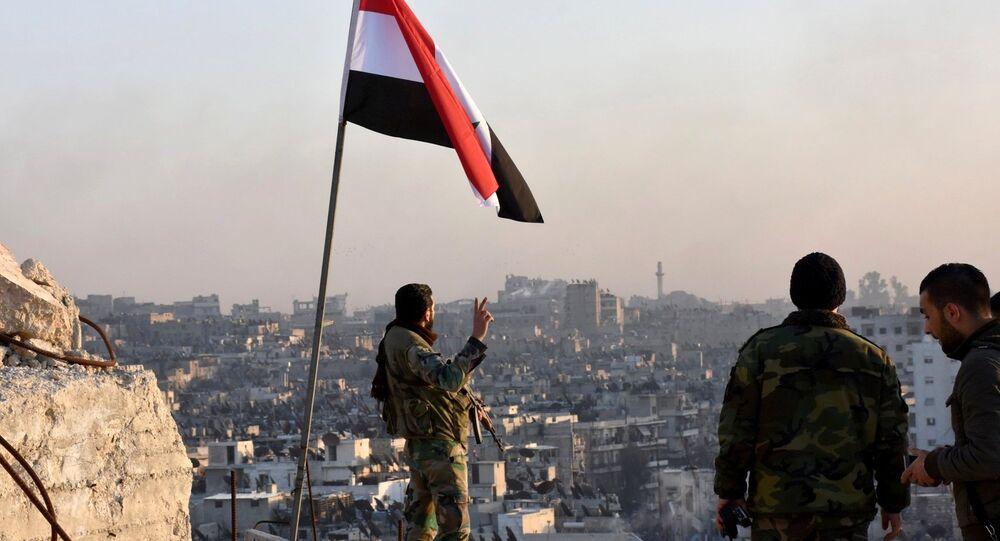 Syrie: la ville d'Al-Tall repasse sous contrôle de Damas
