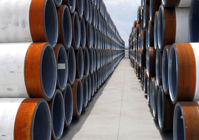 Des tubes pour le Turkish Stream