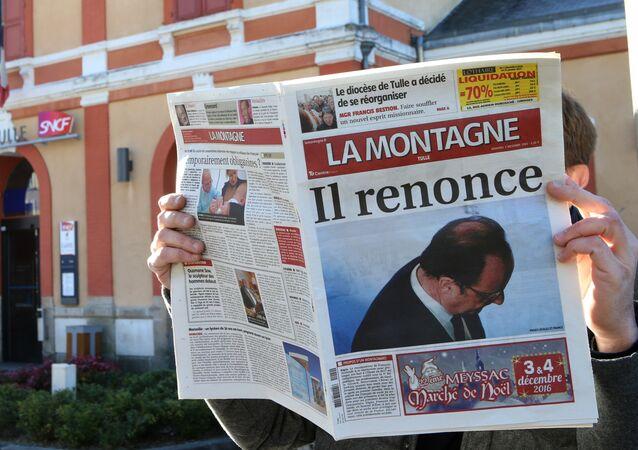 «C'est pas facile!», bilan du quinquennat de François Hollande