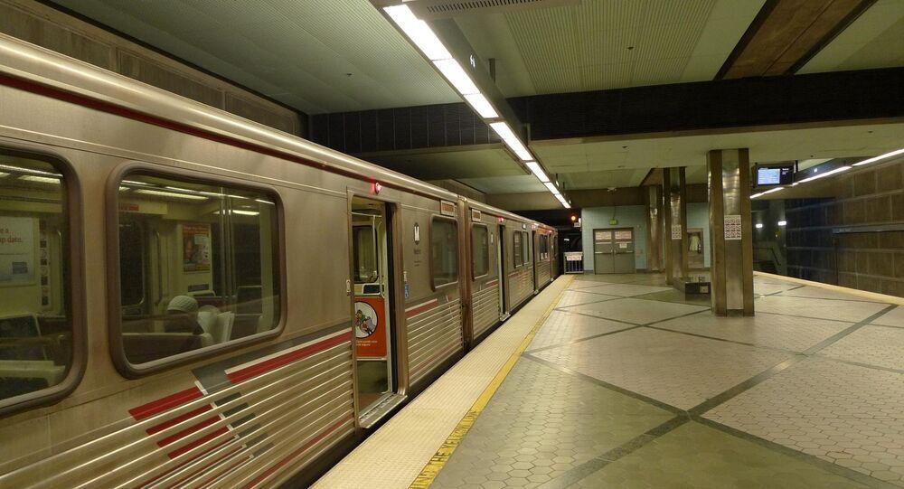 Le métro de Los Angeles