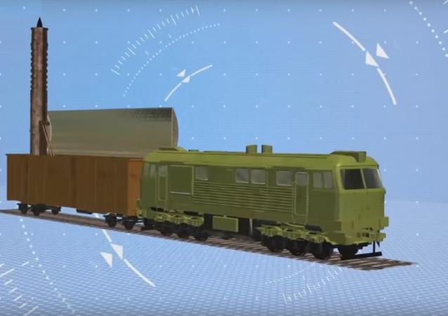 Complexe de guerre ferroviaire Bargouzine