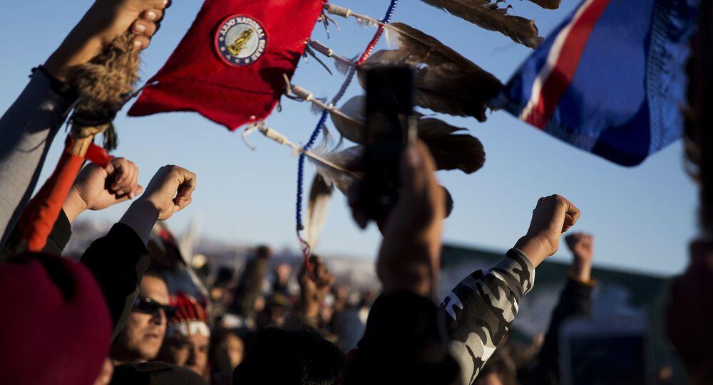 victoire des Amérindiens contre un oléoduc controversé