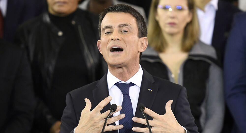 Manuel Valls, archives