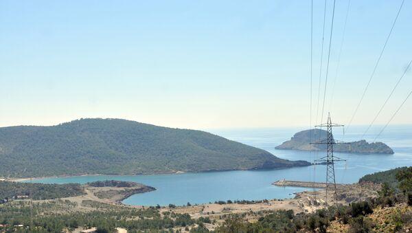 La vallée d'Akkuyu, dans la province turque de Mersin - Sputnik France