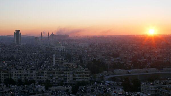 Un territoire de 16,3 ha déminé en 24 heures à Alep-Est - Sputnik France