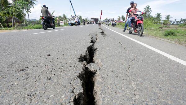 Un puissant séisme en Indonésie. Archive - Sputnik France