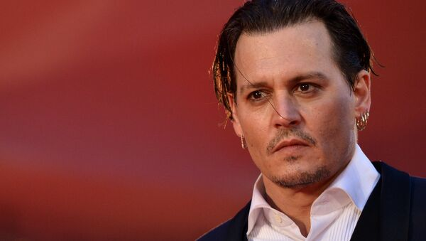 Johnny Depp - Sputnik France