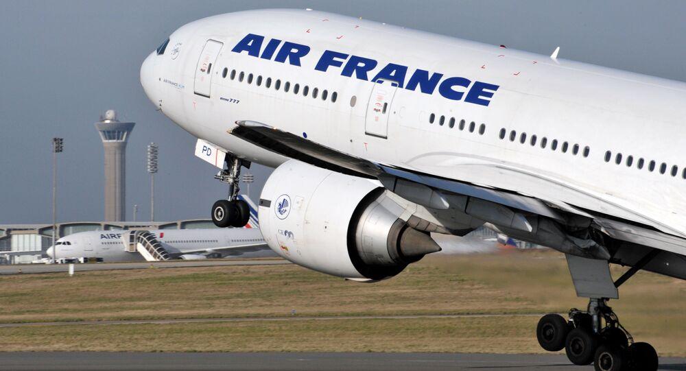 Air France (image d'illustration)