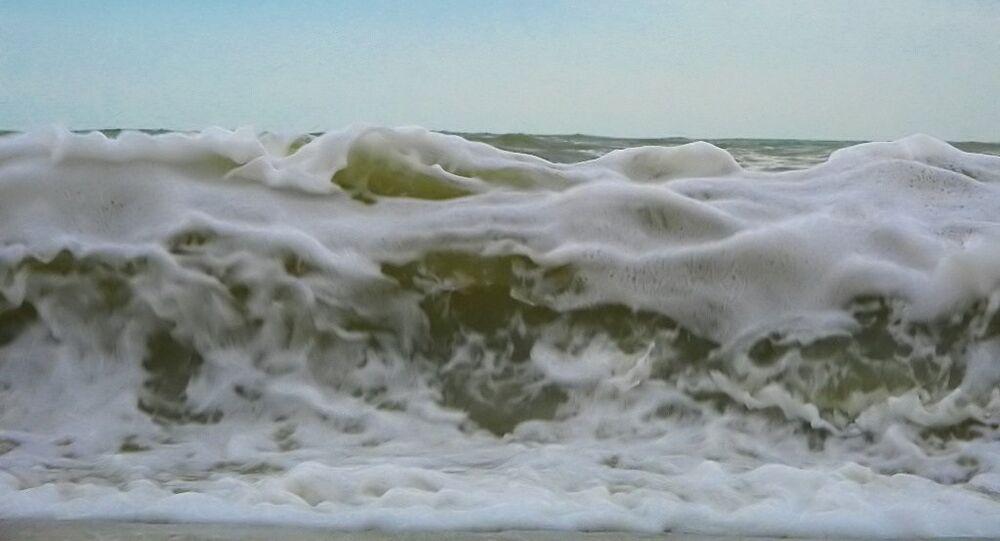 Tsunami. Image d'illustration