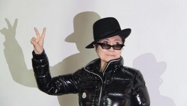Yoko Ono à Berlin - Sputnik France