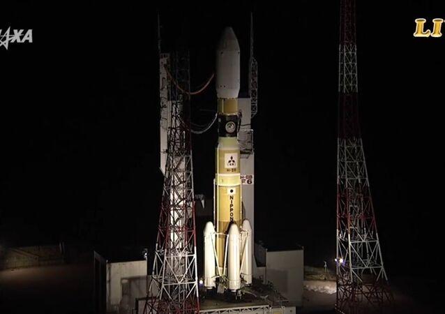 Le Japon lance un vaisseau de ravitaillement à destination de l'ISS