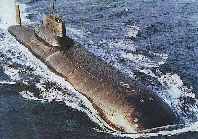 Un sous-marin russe, image d'illustration